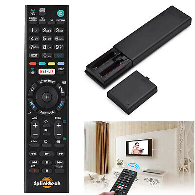 REPLACEMENT SONY TV BRAVIA REMOTE CONTROL LCD DVD LED KDL-32RD433 RD43 / RD45 UK