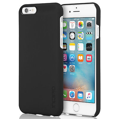 Incipio Feather Ultra light Snap-On Case/Cover for iPhone 5c - Clear Black NEW Incipio Ultralight Feather