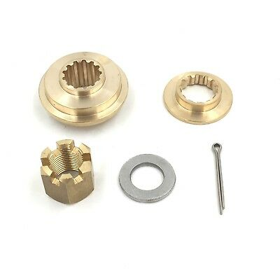 Propeller Hardware Kits Thrust Washer/Spacer/Nut for Tohatsu 35-55HP
