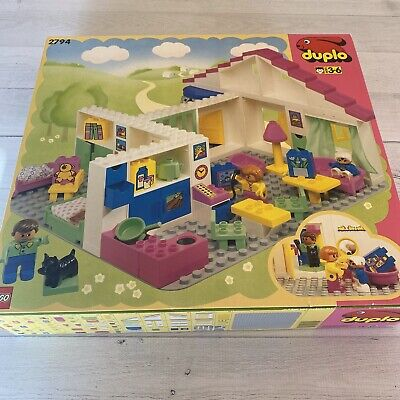Vintage Lego Duplo Set 2794 My First House 1990s