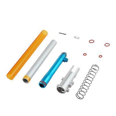 Worker MOD Short Dart Stefan Metal Breech Tube Kit for Nerf Rampage Modify Toy (Nerf Rampage Mod Kit)