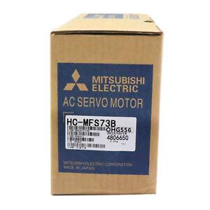 MITSUBISHI HC-MFS73B AC SERVO MOTOR DRIVER  PLC MODULE 750W NEW