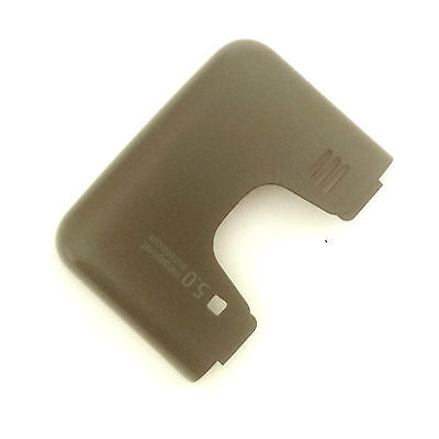 100% Genuine Nokia 6700c matt black antenna cover rear top speaker housing