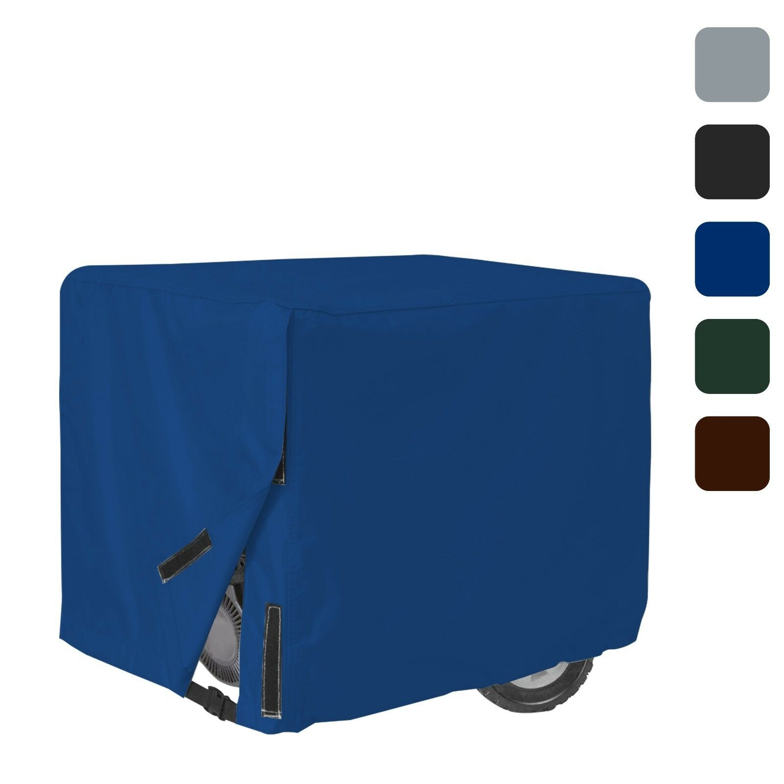 Outdoor Generator Covers, 18 Oz PVC 1000 D Durable Heavy Dut