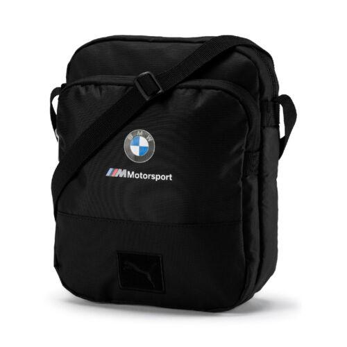 BMW M Motorsport Large Portable von Puma Umhängetasche