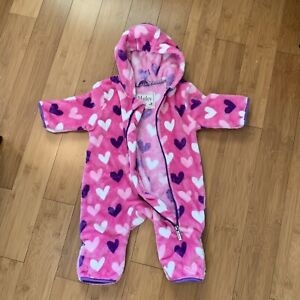 6-9 month pink baby bundler mint condition