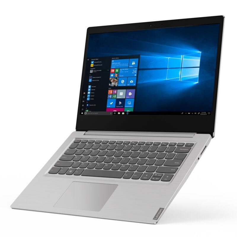 """Lenovo 81MV00FGUS IdeaPad S145 15.6"""" HD 4205U 1.8GHz 4GB RAM 128GB SSD Win 10"""