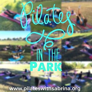 Pilates in the Park Burdell Townsville Surrounds Preview