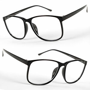 045162208f57 Oversized Nerd Glasses  Clothing
