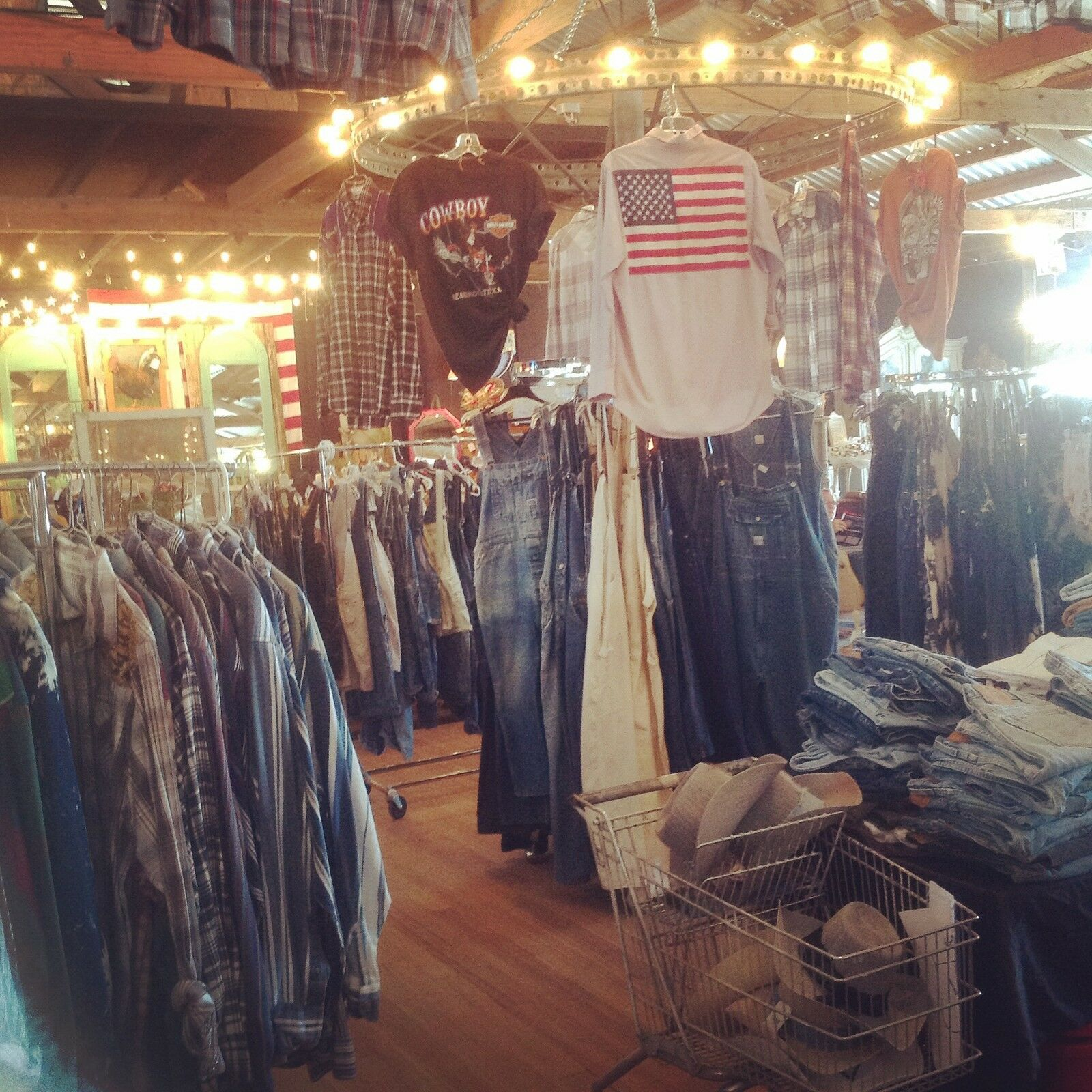 Rustic Nashville Clothing Company