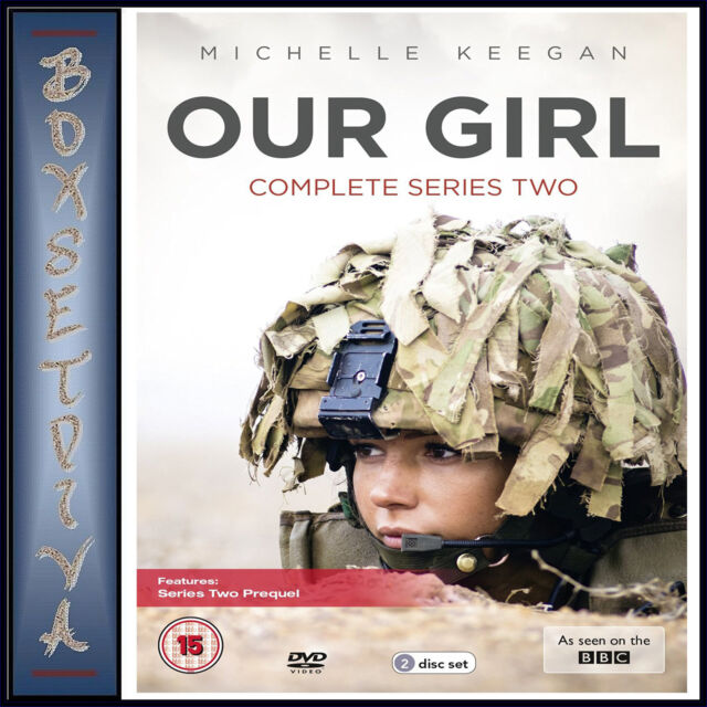 OUR GIRL - COMPLETE SEASON 2  *BRAND NEW DVD **