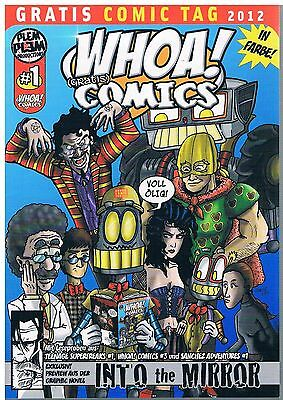 Whoa! Comics Nr.1 / Spezial zum Gratis Comic Tag 2012