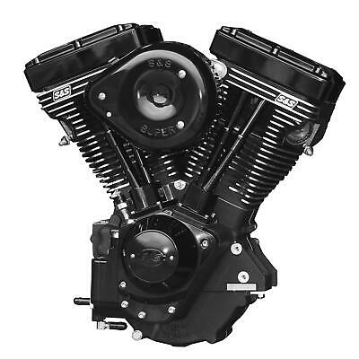 S AND S CYCLE ENGINE COMP V111 BLK ED 310-0828