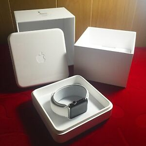 Apple Watch Stainless Steel (42mm)