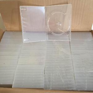 DVD Case - Single - Clear - 99 units Hillside Melton Area Preview