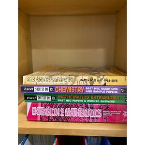 hsc workbooks chemistry and maths