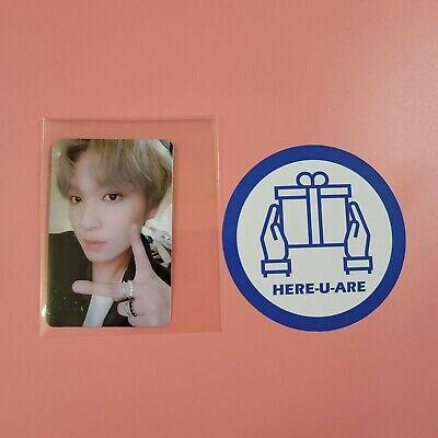 NCT127 HAECHAN Superhuman KIHNO Official Photo Card rare kino 4th album