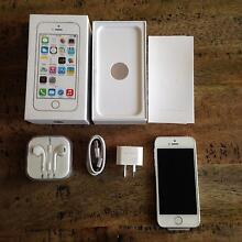 iPhone 5s 16gb BRAND NEW unlocked with warranty and receipt Sydney City Inner Sydney Preview