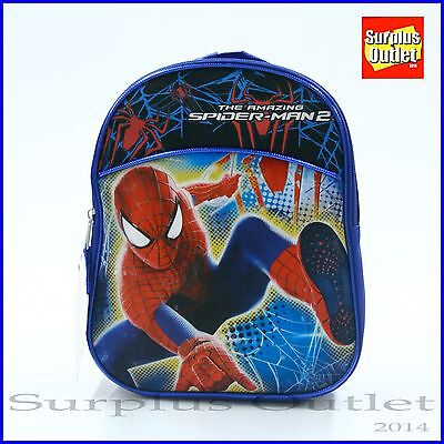 "The Amazing Spider-Man  11"" Toddler  Backpack"