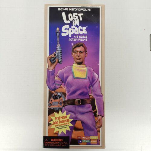 Sci Fi Metropolis Lost in Space Professor John Robinson 12in Figure NEW NIB