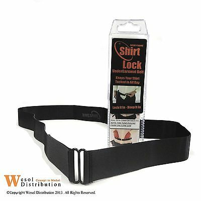 Shirt Lock Undergarment Belt Men's Clothing Uniform Tactical Police Military