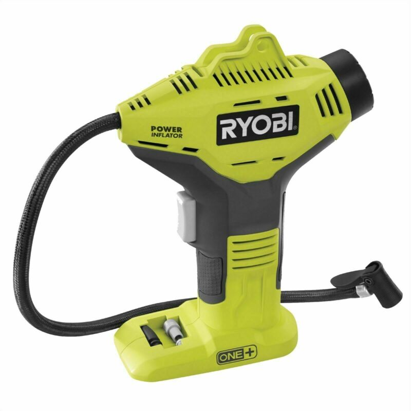 Ryobi 18v One+ High Pressure Air Inflator - Japan Brand