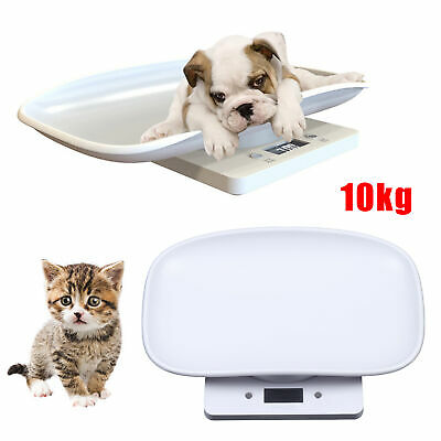 10kg 1g Lcd Digital Pet Scale Portable For Puppy Dogcatrabbit Weighing Scale