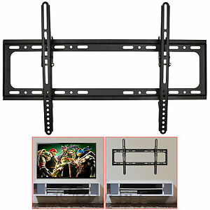 TV Wall Bracket Mount for 26 27 32 37 40 42 46 50 inchs 3D LED LCD Plasma