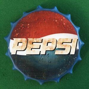 Pepsi Bottle Top style tin sign Sorell Sorell Area Preview