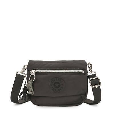 Kipling Tulia Mini Convertible Bag Cold Black