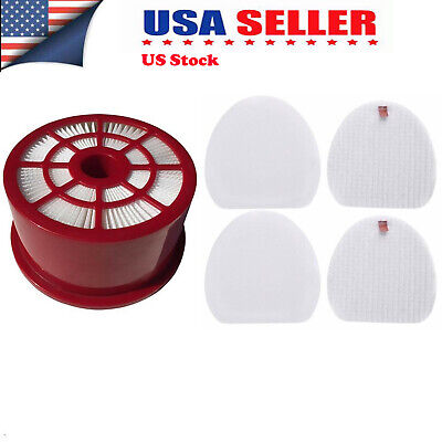 2 Set Foam Felt + Hepa Filter For Shark NV400 NV402 NV401 Rotator XFF400 Vacuum for sale  USA