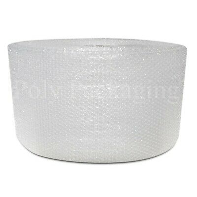 4 x 100m x 300mm/30cm Wide SMALL BUBBLE WRAP ROLLS For Packaging