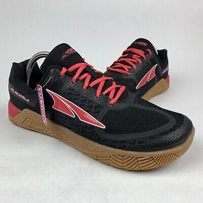 Altra HiiT XT Cross Training Athletic Shoes Womens 9.5 Black Pink AFW1776P-4