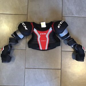 Hockey Shoulder and Elbow Pads