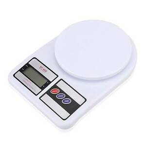 10 kg Kitchen Scale Digital LCD Food Weighing Postal Scale Croydon Burwood Area Preview