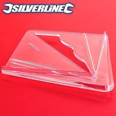 GENUINE SILVERLINE CENTRE FINDER Standard Welding/Metal Work Hex/Circle/Square