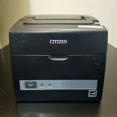 Citizen Ct-s310ii Point Of Sale Thermal Printer Ct-s310iiubk