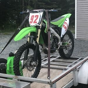 2012 KX250F $3500 with papers Need gone asap