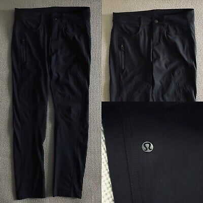LULULEMON Women's  Black Casual Pants Size 6