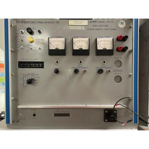JC AIR MODEL 700P4 POWER SUPPLY PN: 652-9764-001