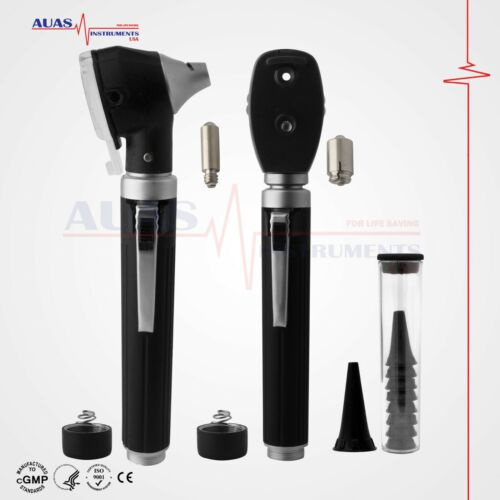 Special Edition Otoscope, Mini 3000 Ophthalmoscope Fiber optic, Diagnostic, LED