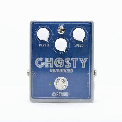 Raygun FX Ghosty Modulation -Handmade Guitar Fx Pedal