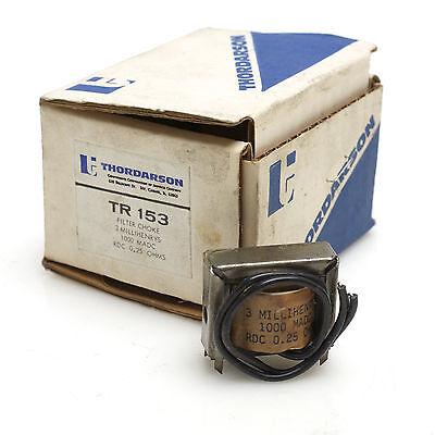 Thordarson Tr153 Filter Choke