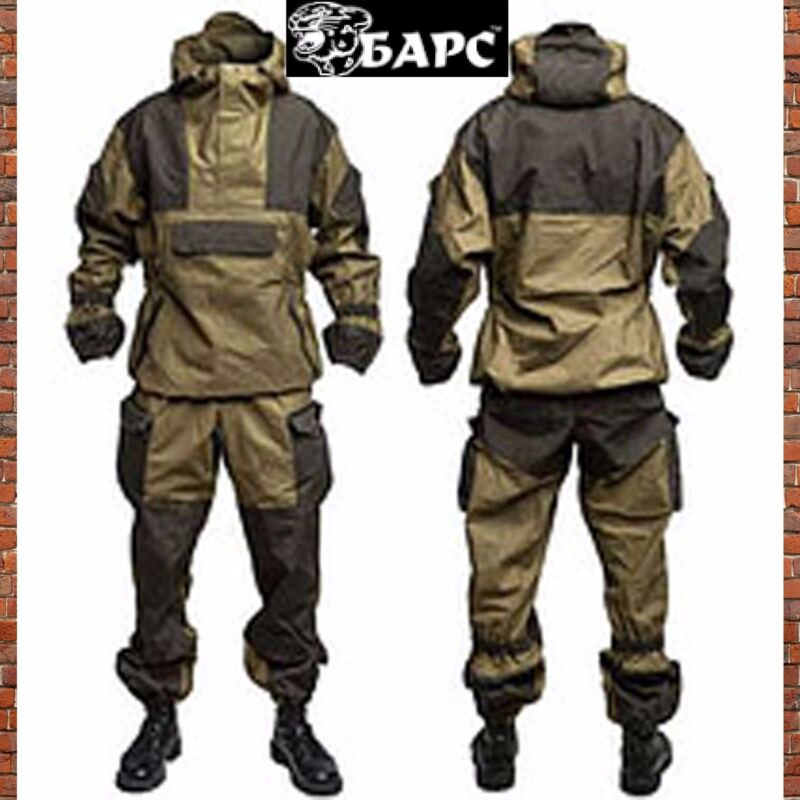 "Authentic GORKA 4 ""BARS"" RUSSIAN UNIFORM,Army combat uniform Military style suit"