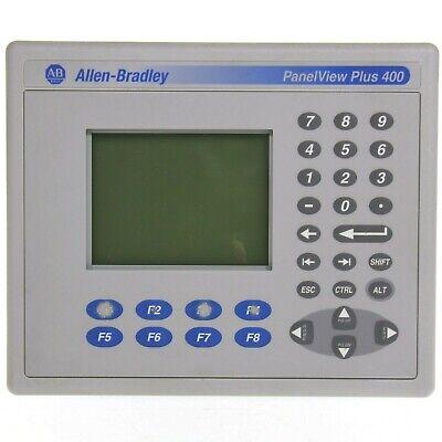 Allen Bradley 2711p-k4m5d B Panelview Plus 400