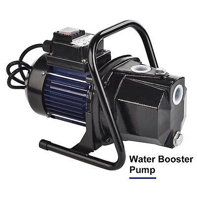 1200w 1 Shallow Well Water Booster Pump Portable Home Garden Irrigation 1000gph