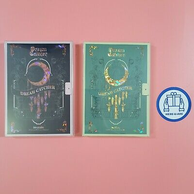 DREAMCATCHER 4th Mini Album The End of Nightmare NEW Sealed