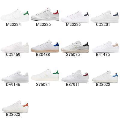 adidas Originals Stan Smith  Mens Classic Lifestyle Shoes Sneakers Pick (Adidas Originals Shoes Mens Stan Smith Classic Sneakers)