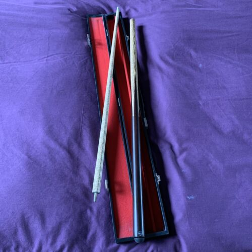 Snooker Cue And Case