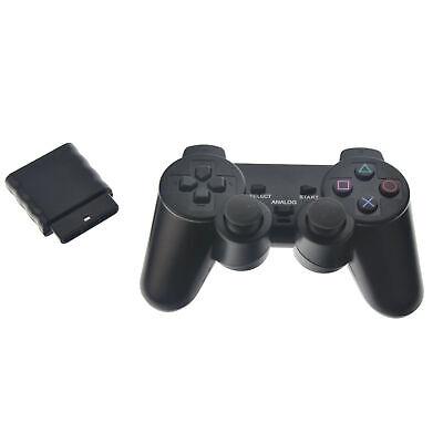 Gamepads con controlador de juegos inalámbrico 2.4G para consola PS2